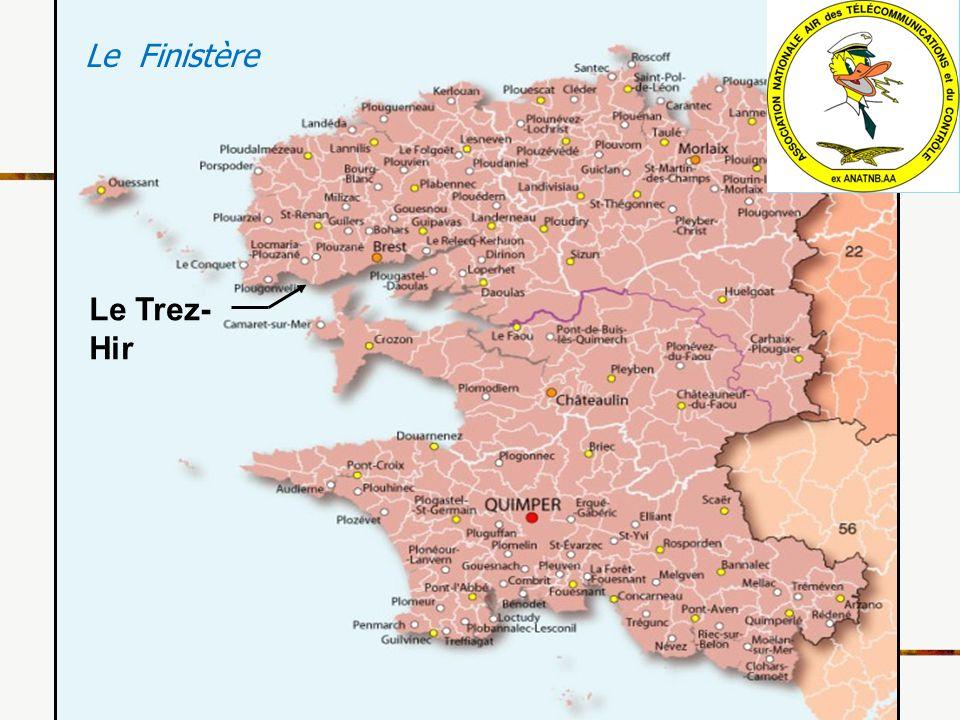 Le Finistère Le Trez- Hir