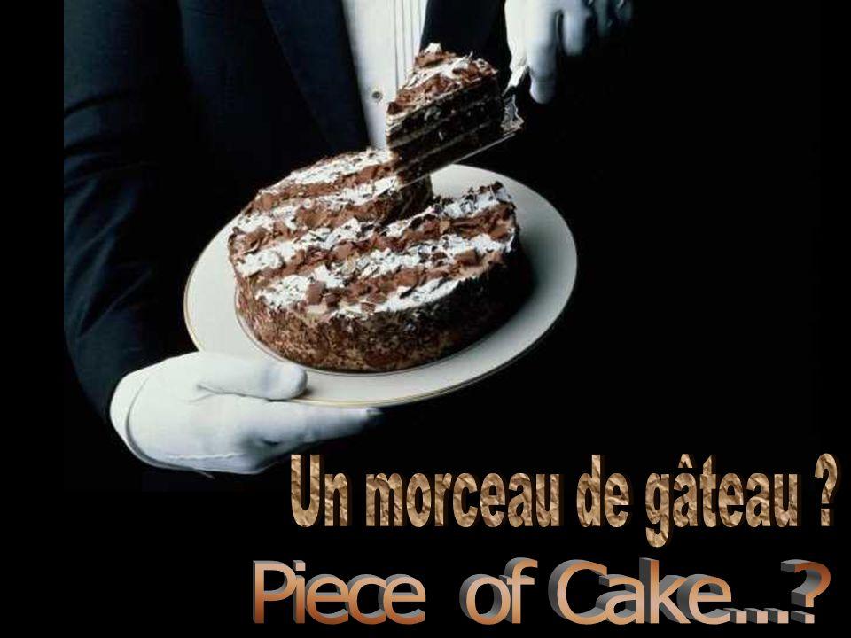 La mère a répondu, toutes ces choses sont crues et ne semblent pas appétissantes, mais si tu les rassembles… … ils formeront un gâteau délicieux .
