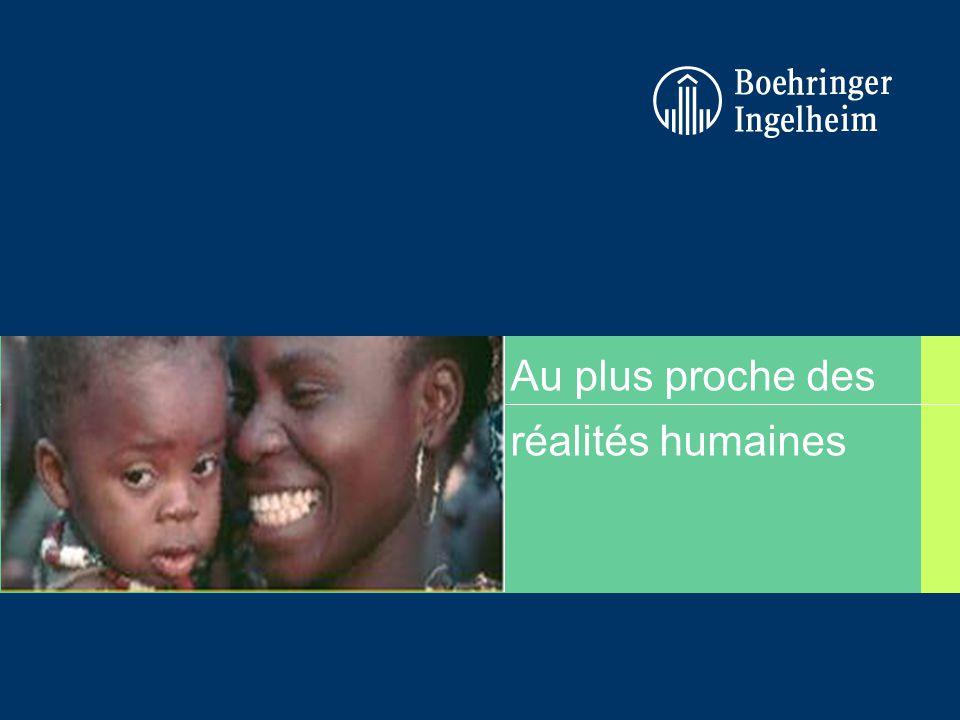 ABCD PG BIF 2006 9 Le programme de don Viramune ® de Boehringer Ingelheim Notre engagement dans la lutte contre le SIDA Plus de 5 millions denfants dans le monde ont été infectés par le VIH depuis lapparition de la pandémie, pour la plupart dentre eux par transmission du virus de la mère à lenfant.