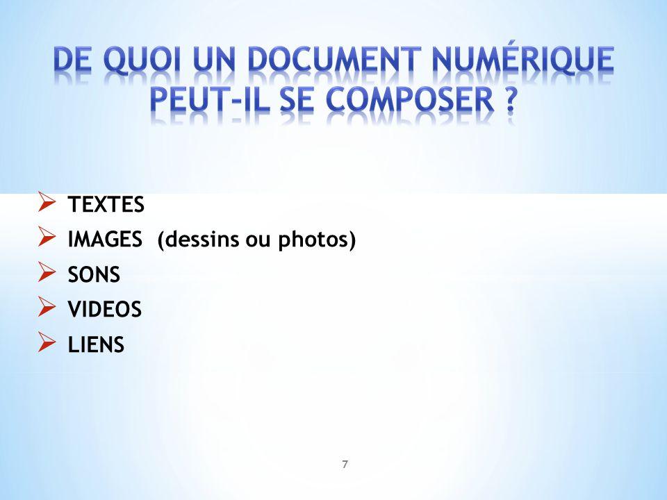 Herbier numérique Journal de classe Roman photo (à partir dune histoire étudiée ou inventée) Film danimation (personnages découpés et filmés) 18