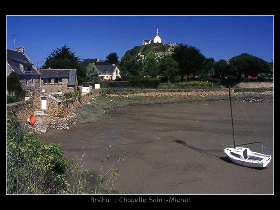 Bréhat : le moulin du Birlot