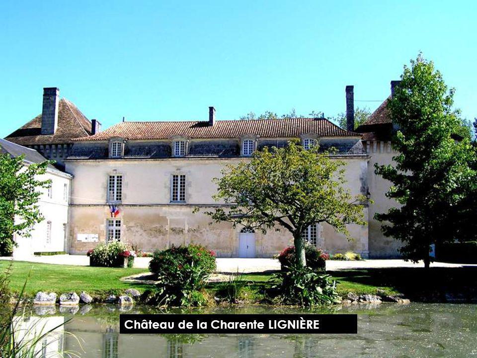 Château de JUILLAC LE COQ Charente