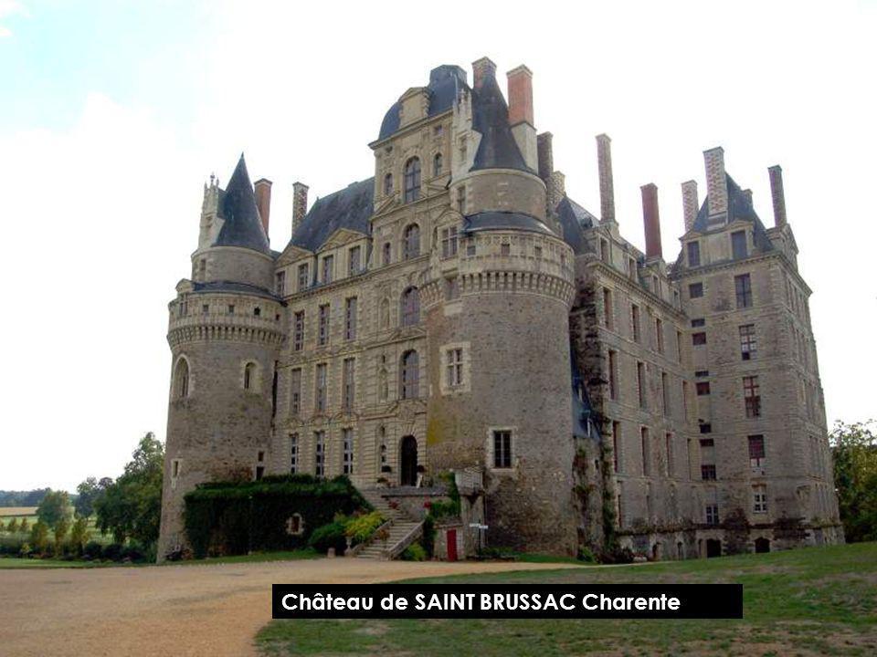 Château de PRESSAC Charente