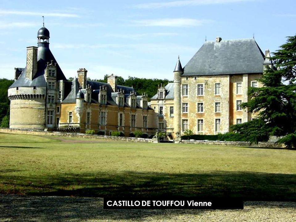Château de la Vienne BONNETIERE