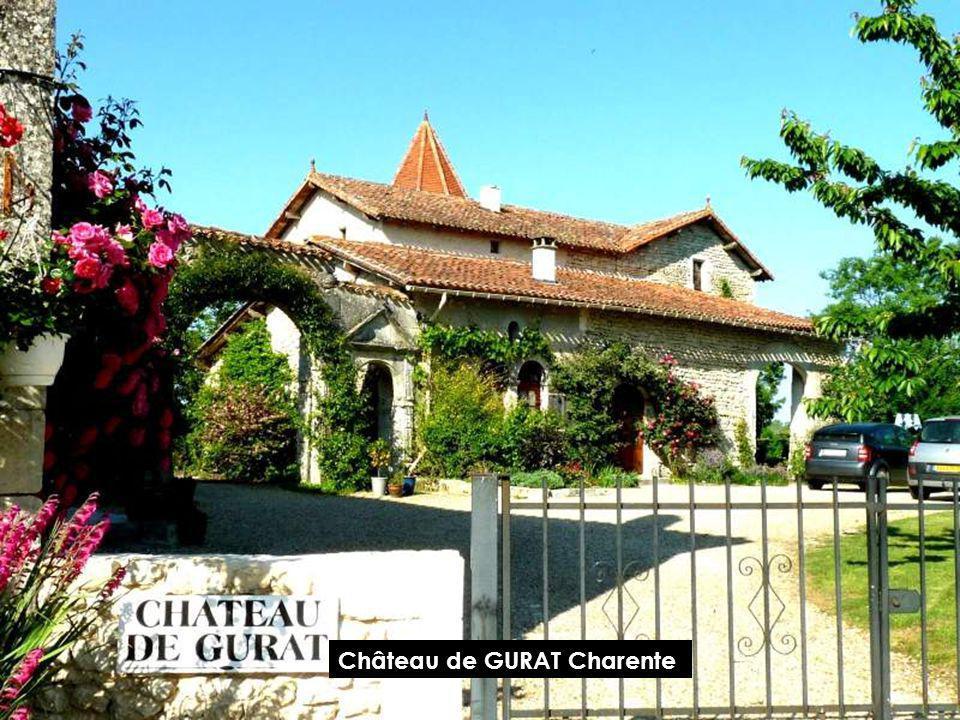 Château de COGNAC Charente