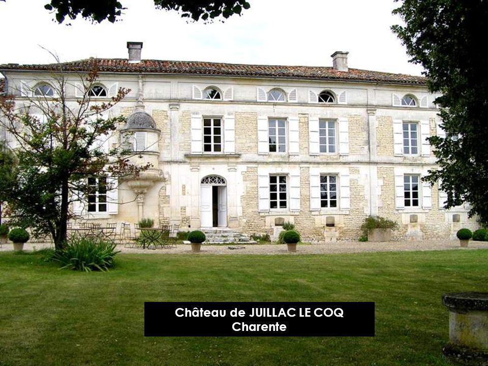 Château de GURAT Charente