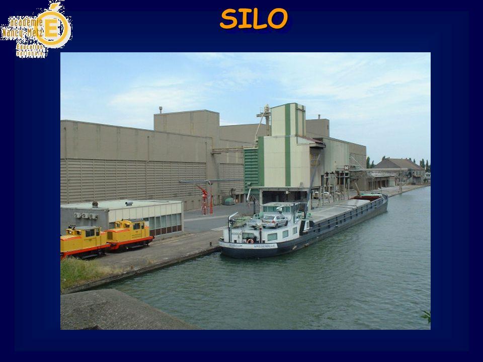 CMSCMS La société est située sur le port MAZEROLLE de METZ, Filiale du groupe C MACKPRANG Jr,