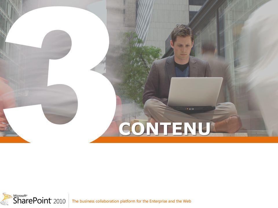 3 CONTENU