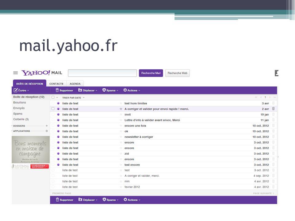mail.yahoo.fr
