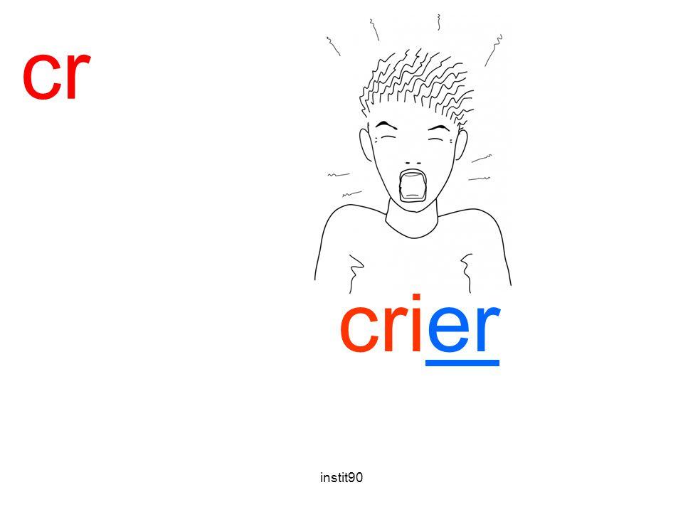 instit90 cr crier