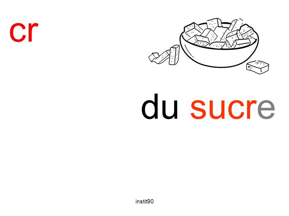 instit90 cr sucre du sucre