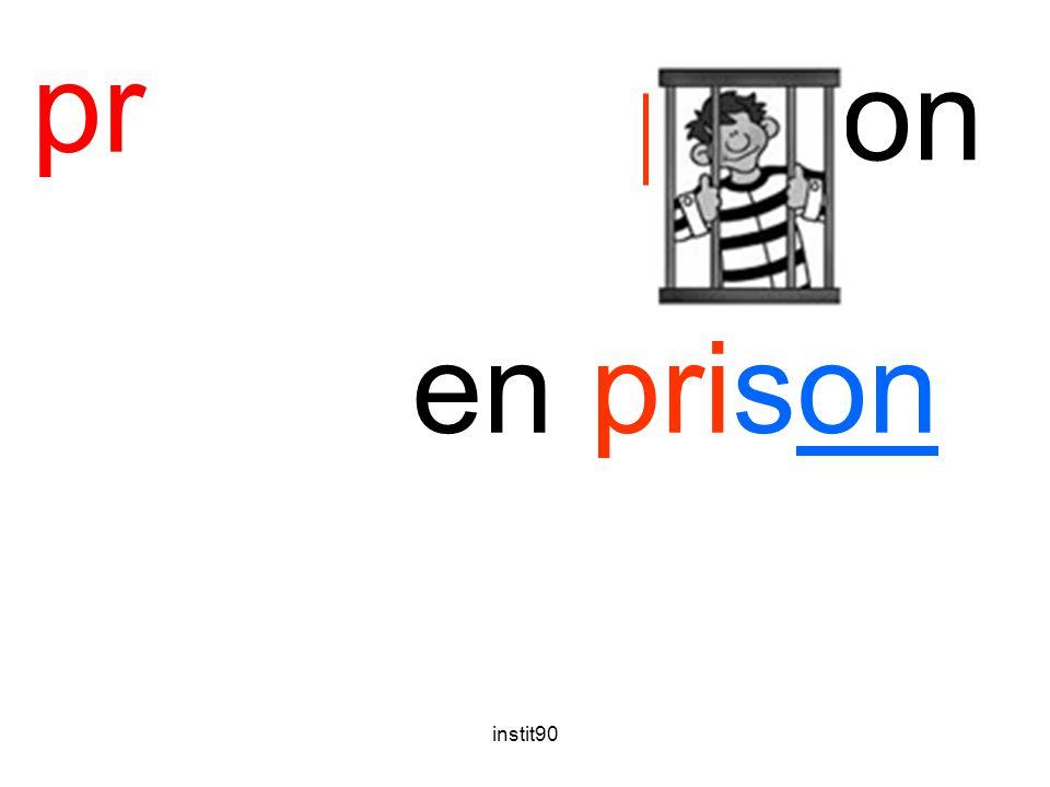 instit90 pr prison en prison