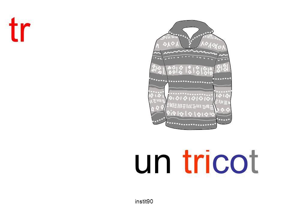 instit90 tr tricot un tricot