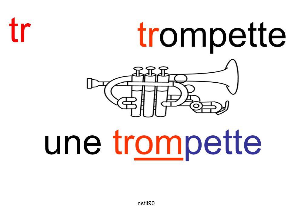 instit90 tr trompette une trompette
