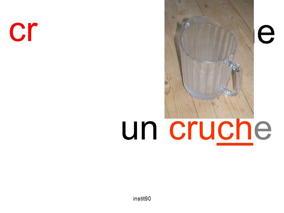 instit90 cr cruche un cruche