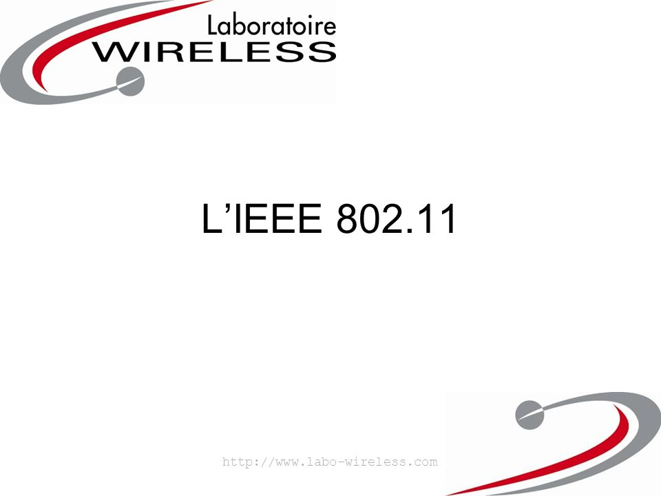 http://www.labo-wireless.com Bluetooth 2,4Ghz 1Mbps Faible consommation.