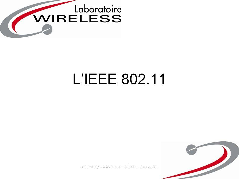 http://www.labo-wireless.com LIEEE 802.11