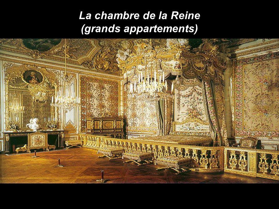 Louis XIV et la Reine