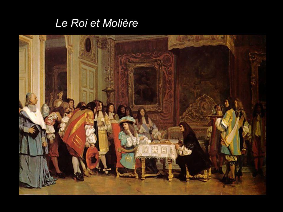 Molière La Fontaine Lully Les ARTS