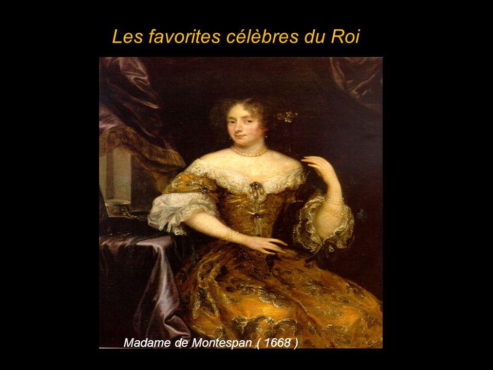 Louis XIV A eu 6 enfants légitimes –tous morts avant lui – Et 16 ou 17 enfants naturels.