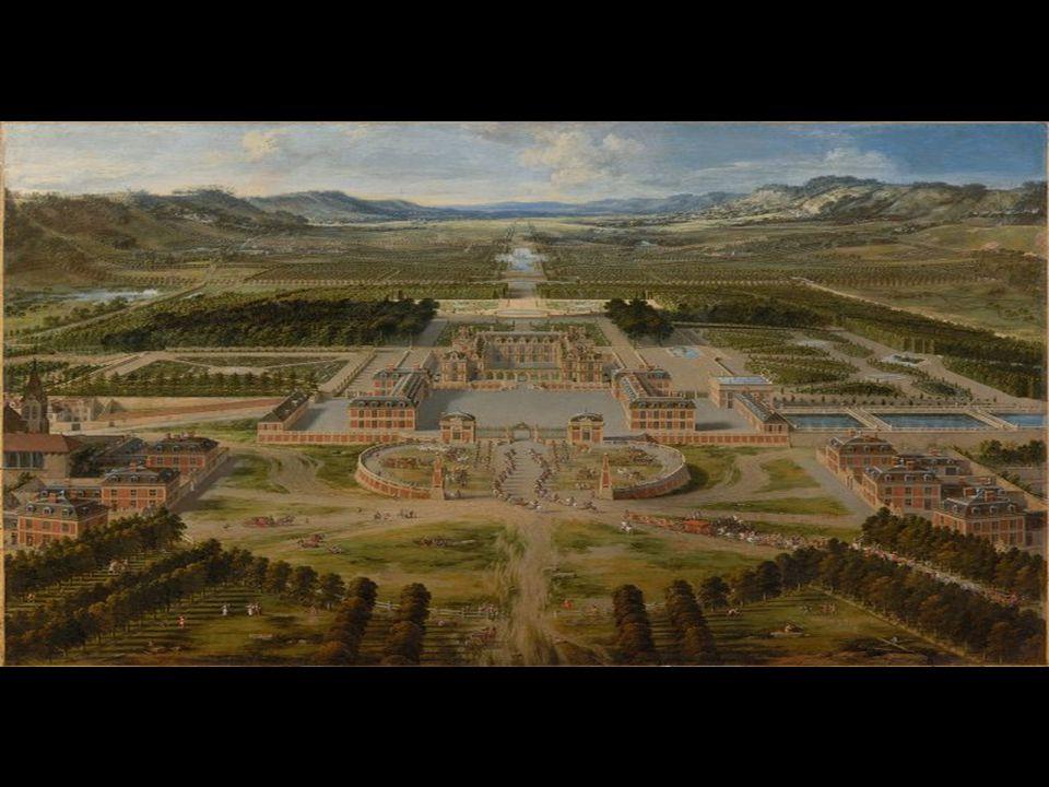 Pour transformer le Château de son père Les travaux dureront 30 ans.