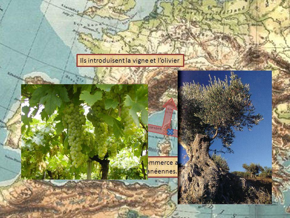 Les Phocéens, chassés dAsie Mineure par les Perses, fondent une colonie en Corse. Alalia