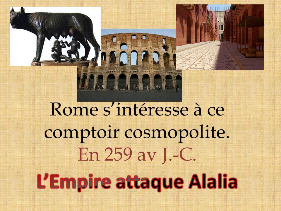 Les phocéens perdent 60 de leurs navires contre les Etrusques alliés aux carthaginois et sont obligés de fuir en masse vers Massilia ou lItalie. Le co
