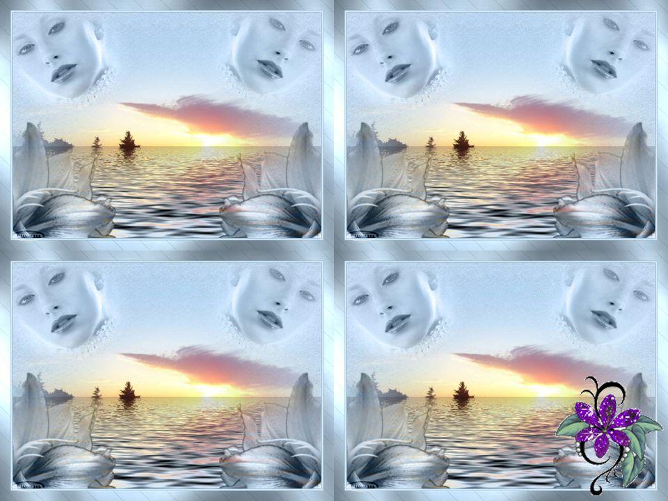 Quand le dernier rayon du soleil expire Comme un regard humain de tendresse infinie On dirait que les bois et les flots respirent Et sarrêtent pour pleurer devant cette agonie Lâme du jour sexalte en un dernier parfum Les bois sont muets et les fleurs sont closes Le silence endort tous les bruits importuns On peut entendre tomber les pétales de roses …