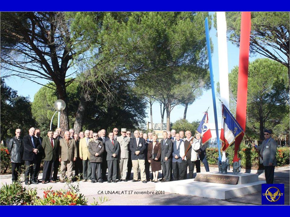 Délégation de l AAALAT Rhône-Alpes & Limitrophes Mr BRAULT Michel Président Mr BOUÉ Jean-Marc Trésorier Mr MARCHAND Jean-Claude Secrétaire Mr CLÉMENTZ