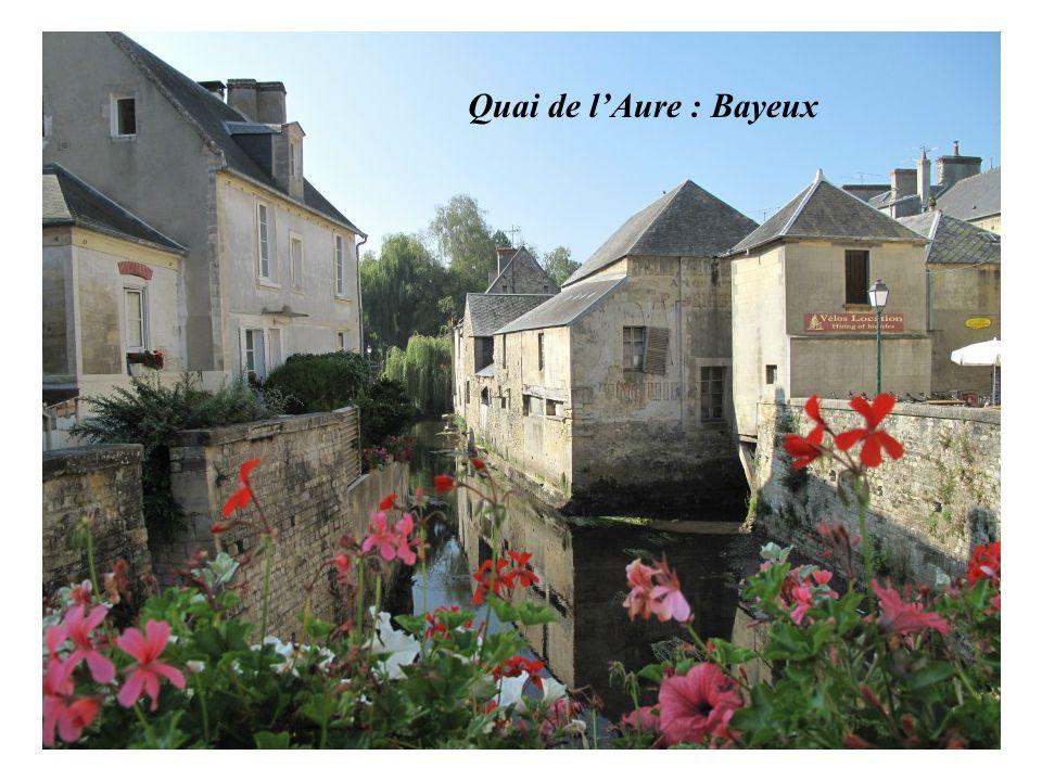 Maison à colombages de Bayeux