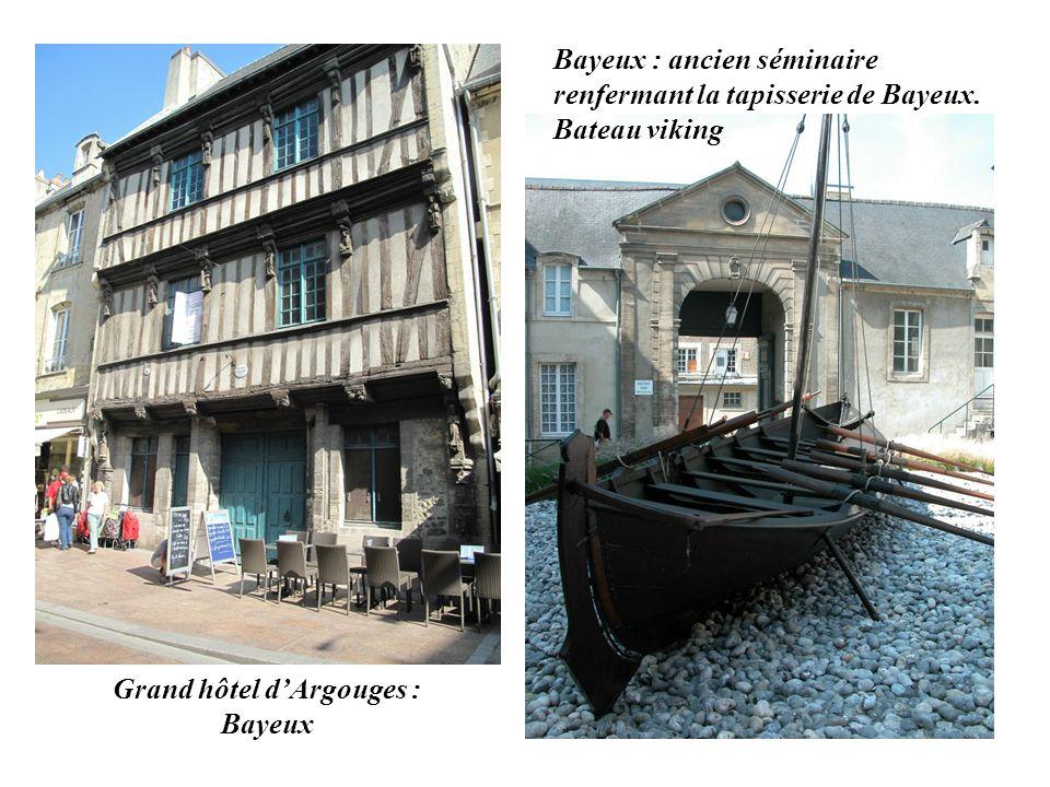 Quai de lAure : Bayeux
