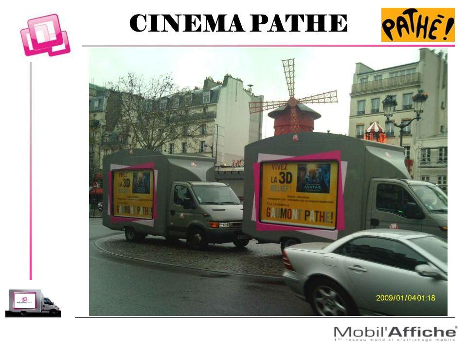 CINEMA PATHE