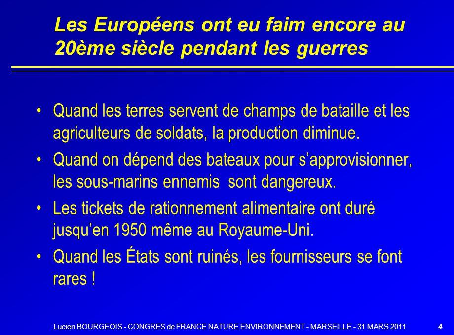 25 Pour en savoir plus Google : Lucien Bourgeois INRA : Site agrobiosciences Toulouse http://www.agrobiosciences.org E-mail : lucien.bourgeois@tfconsultant.fr