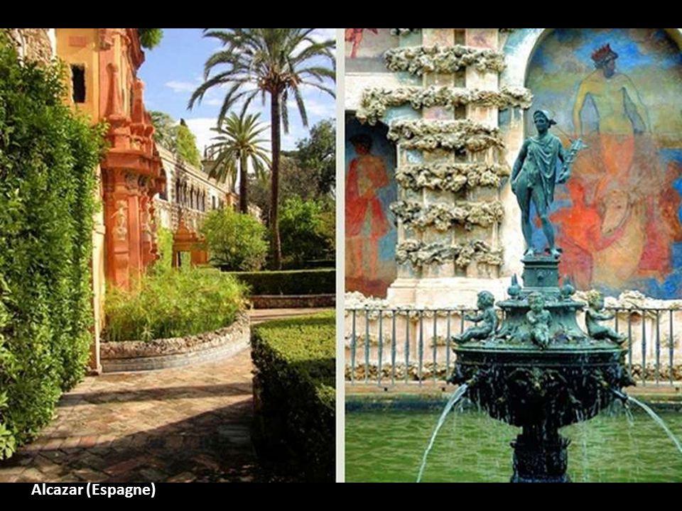 Alcazar (Espagne)