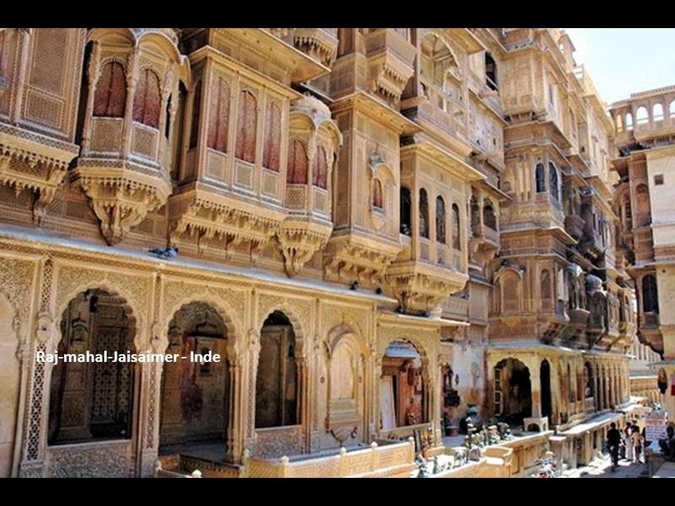 Palais Vents - Inde