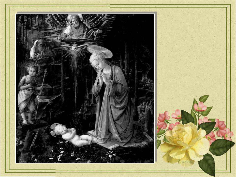 Dis-nous Marie, qui ta rendue si forte De limmense conviction qui temporte Pour supporter avec tant de courage Les rigueurs dun si pénible voyage, San