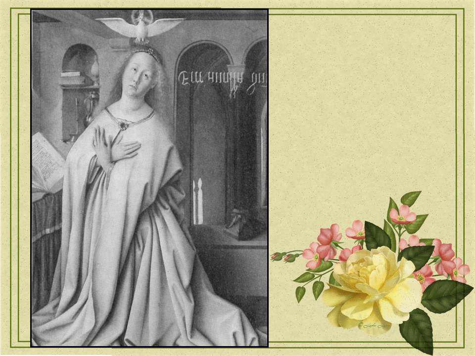 Marie, qui ta donné si grande foi Rayonnant en Magnificat de joie ? Qui a permis que tu croies aux merveilles Au cadeau dune grâce sans pareille ? Ton