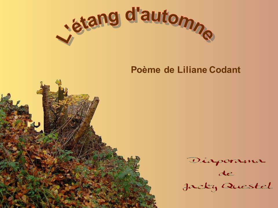 Poème de Liliane Codant