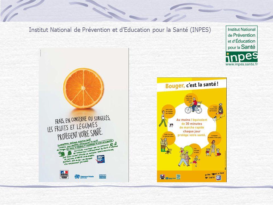 Institut National de Prévention et dEducation pour la Santé (INPES)