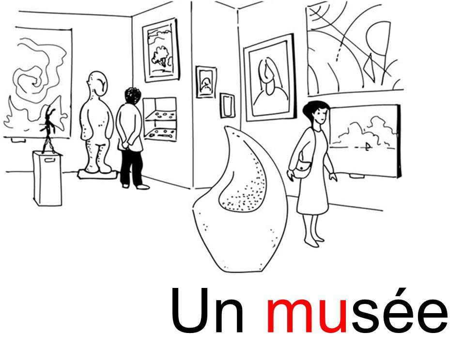 mu musée Un musée