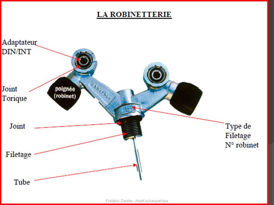 Chambre Humide Chambre Sec & PA Embout Buccal Pression PA Membrane Clapet PI Moustaches 2 ème Etage Frédéric Gautier.