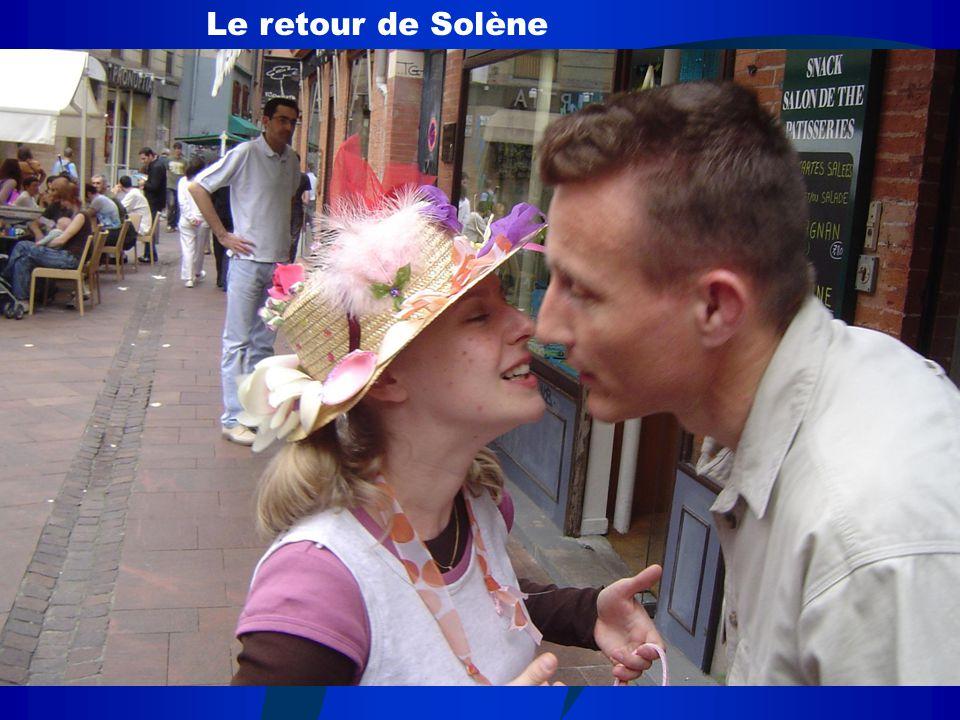 Le retour de Solène