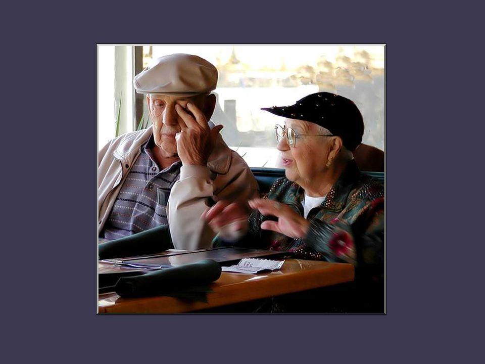 La vieillesse, c est lorsquon commence à dire : «Jamais je ne me suis senti aussi jeune».