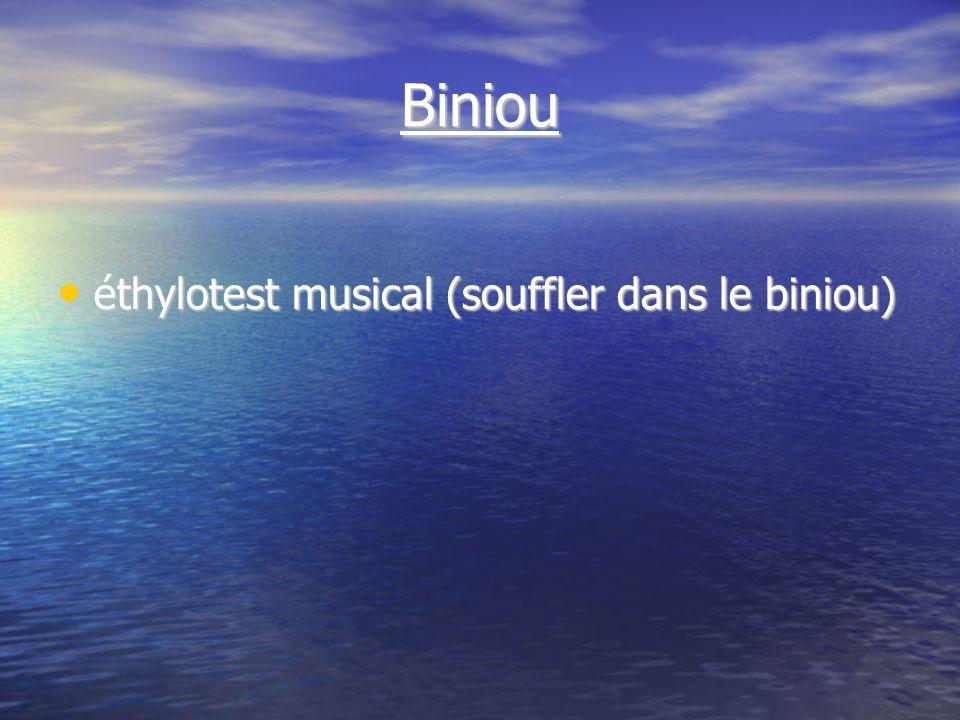 Biniou éthylotest musical (souffler dans le biniou) éthylotest musical (souffler dans le biniou)