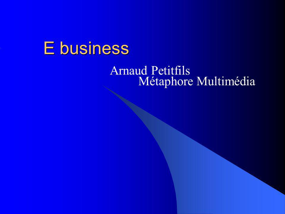E business Arnaud Petitfils Métaphore Multimédia
