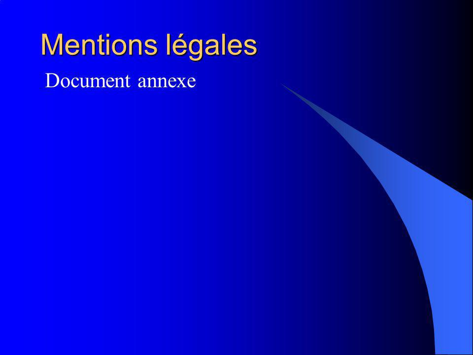 Document annexe