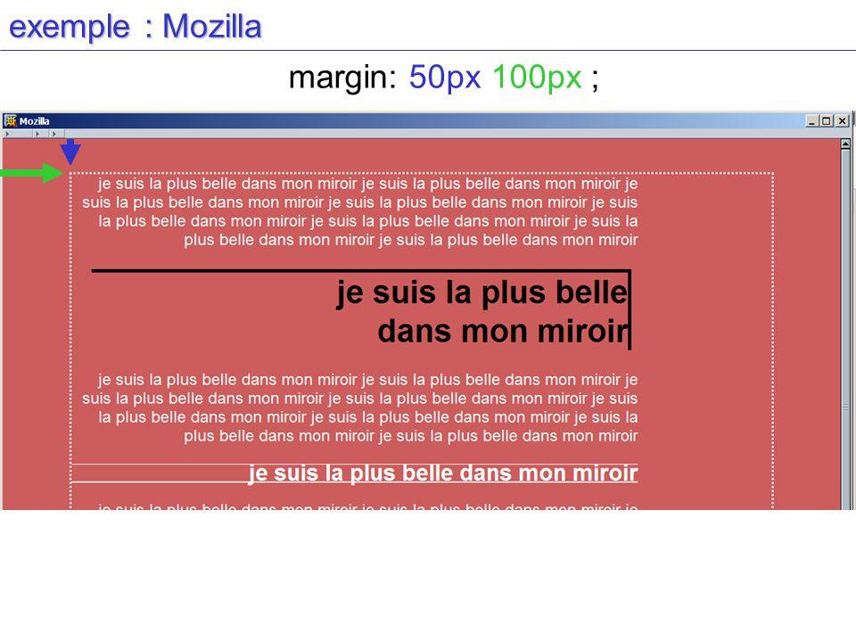 margin: 50px 100px ;