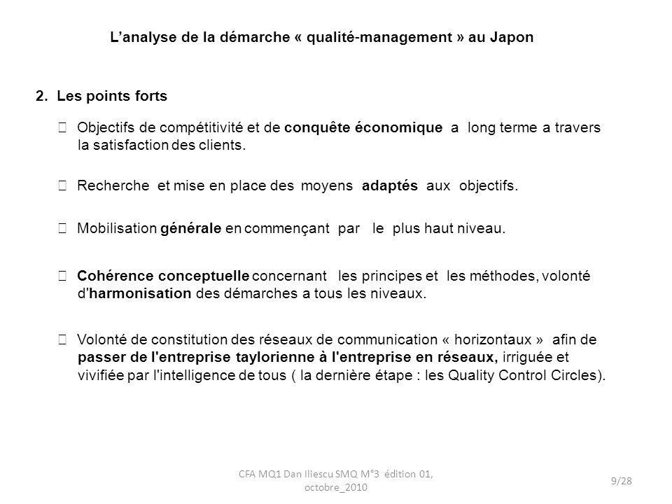 20/28 CFA MQ1 Dan Iliescu SMQ M°3 édition 01, octobre_2010 Iso, sado, maso...