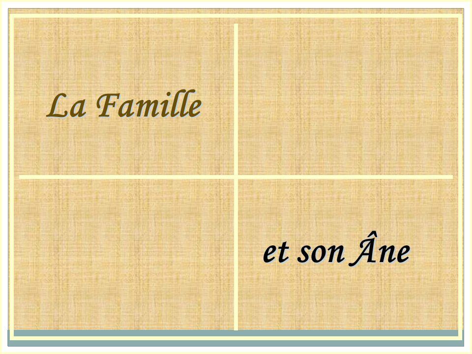 La Famille et son Âne