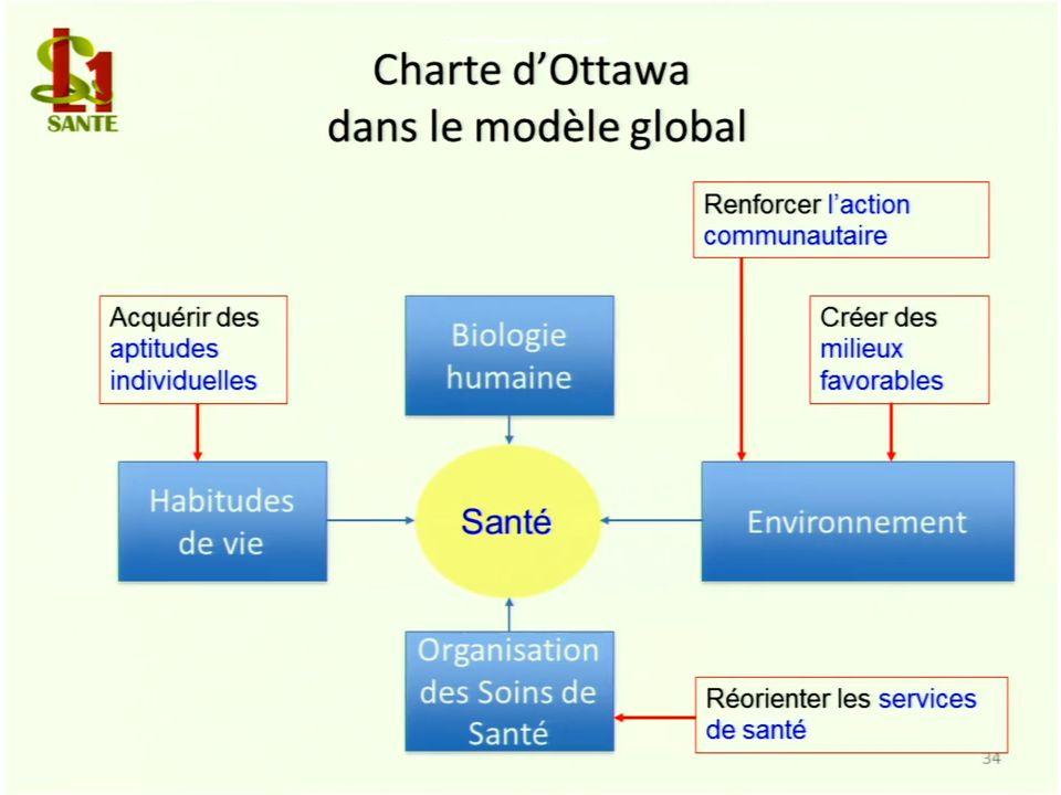 Charte dOttawa dans le modèle global